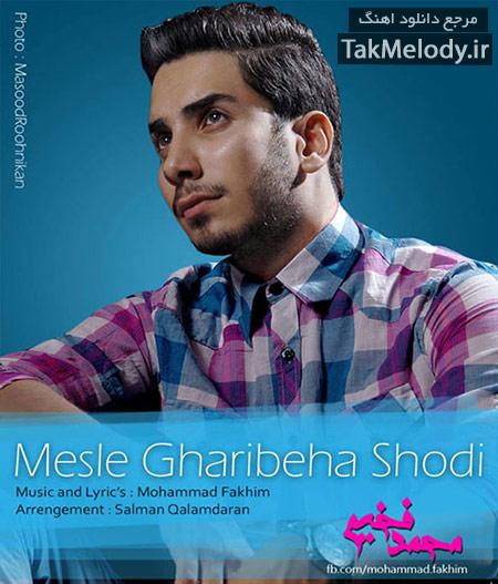 دانلود آهنگ جدید محمد فخیم