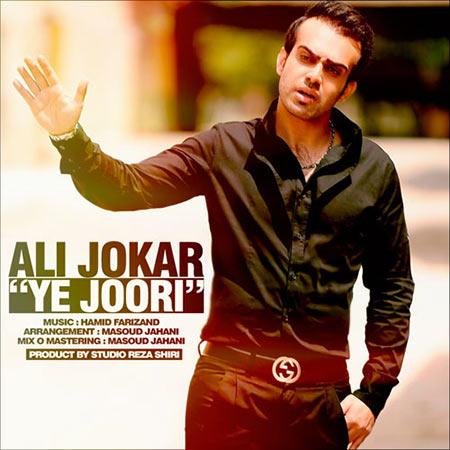 دانلود آهنگ جدید علی جوکار به نام یه جوری دوست دارم